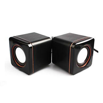 D02A Portable PC Laptop Mini Speaker