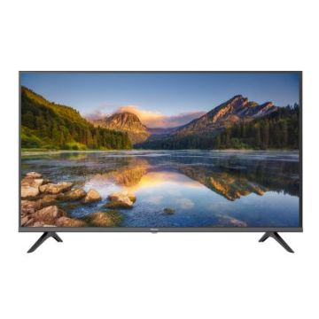 "Hisense 43"" 43A6000 Smart HD Frameless LED TV - Black"