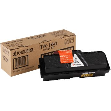 Kyocera TK-160 Black Toner Cartridge