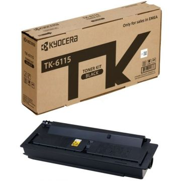 Kyocera TK-6115 Black Toner Cartridge