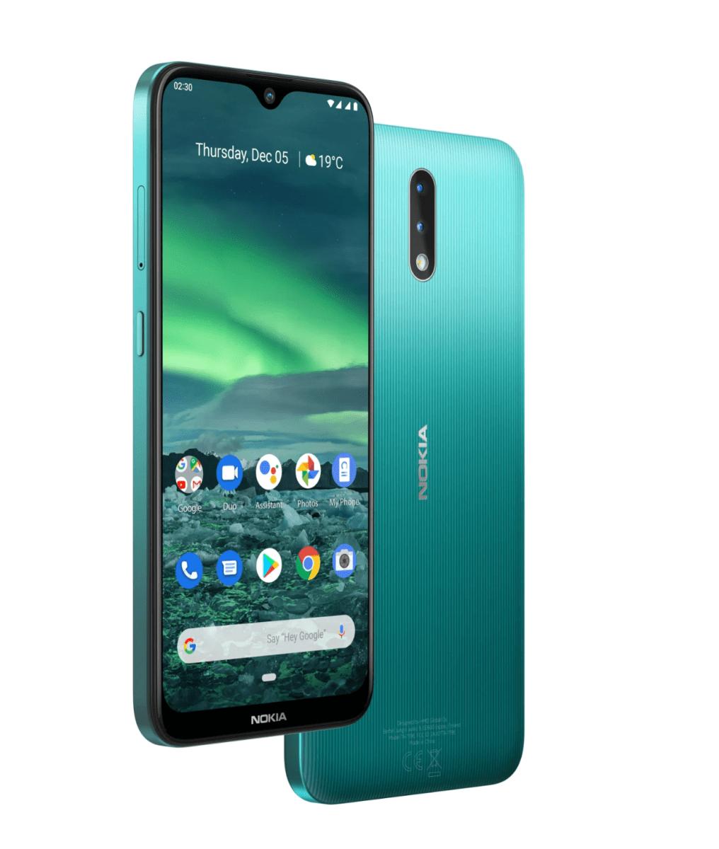 "Nokia C1 - 5.45"" - 16GB + 1 GB - Dual Sim - 2500 mAh - 5MP"