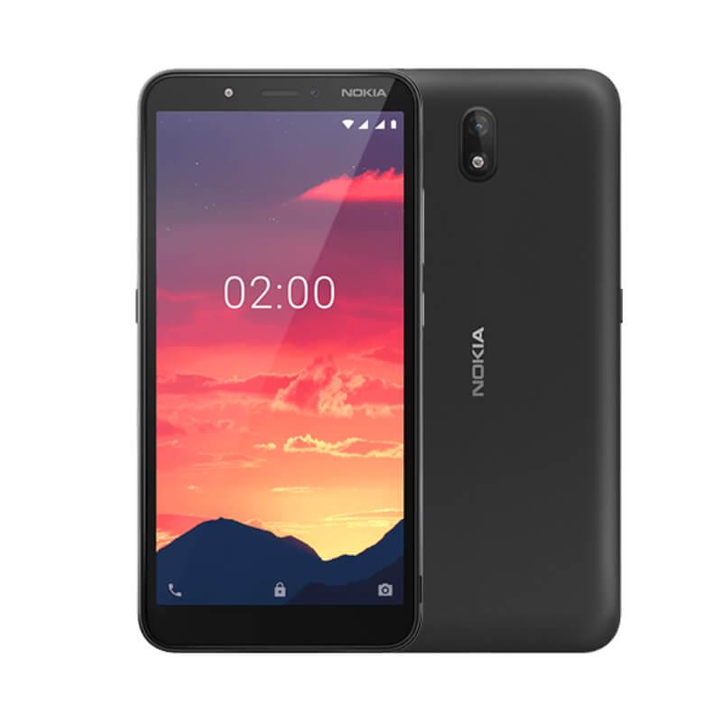 "Nokia C2, 5.7"", Android 9 Pie, 1GB + 16GB (Dual SIM)"