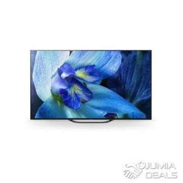 Sony 65A8G 65 Inch TV: BRAVIA OLED 4K Ultra HD Smart TV