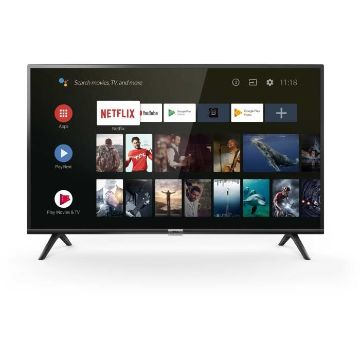 """TCL 43"""" 4K ULTRA HD ANDROID TV"""